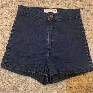 AMERICAN APPERAL Vintage short shorts